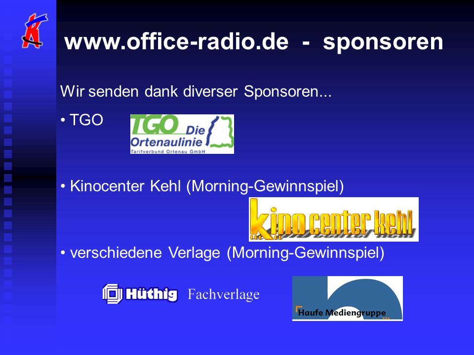 www.office-radio.de - sponsoren