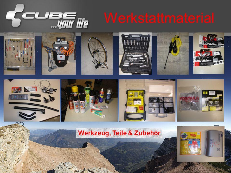 Werkstattmaterial Werkzeug, Teile & Zubehör
