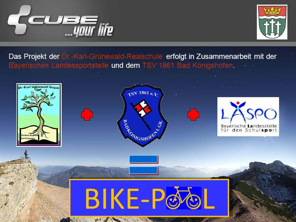 Das Projekt der Dr.-Karl-Grünewald-Realschule erfolgt in Zusammenarbeit mit der Bayerischen Landessportstelle und dem TSV 1861 Bad Königshofen.