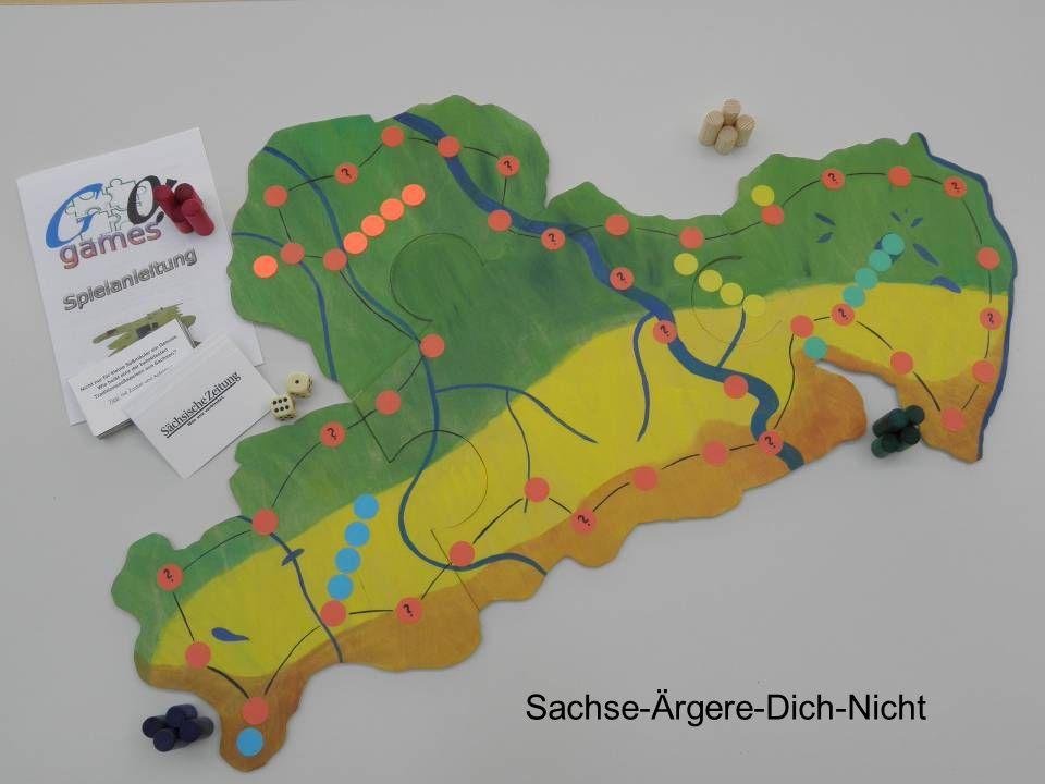 Sachse-Ärgere-Dich-Nicht