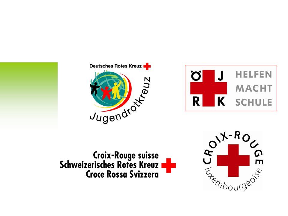 Zuerst stehen die vier Logos, dann erscheint das Kampagnenlogo.