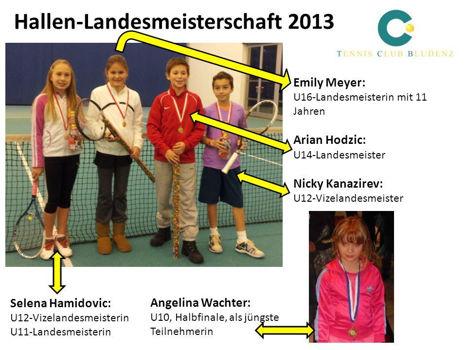 Hallen-Landesmeisterschaft 2013