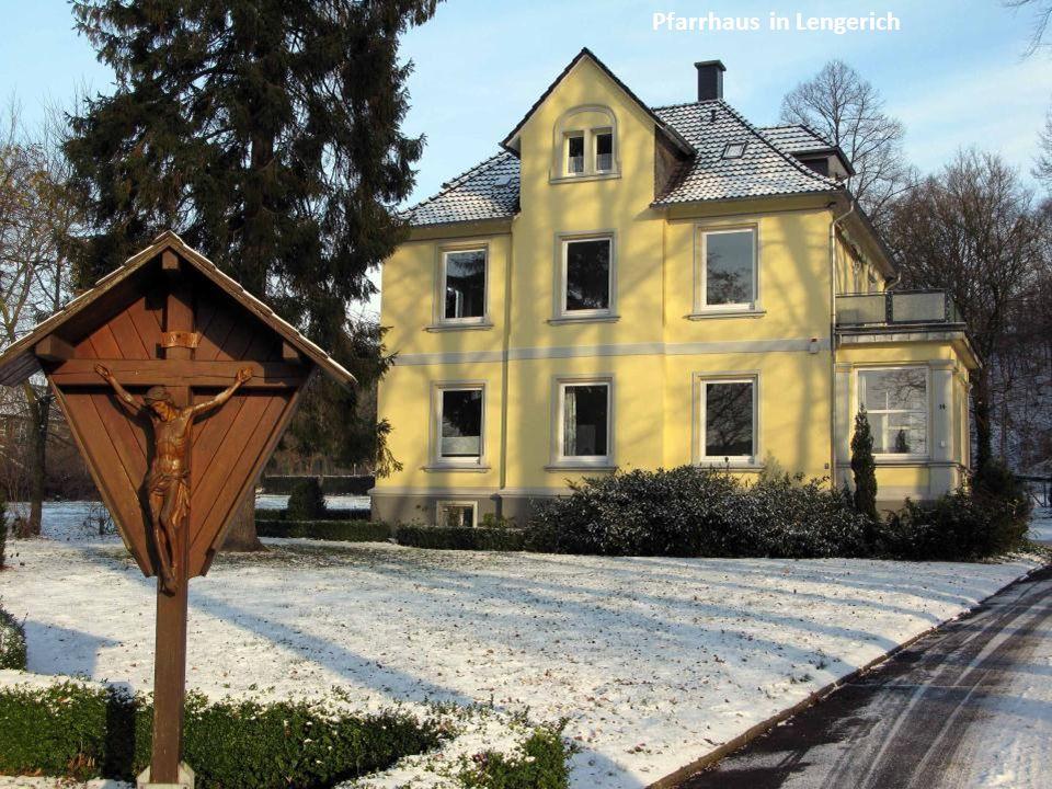 Pfarrhaus in Lengerich