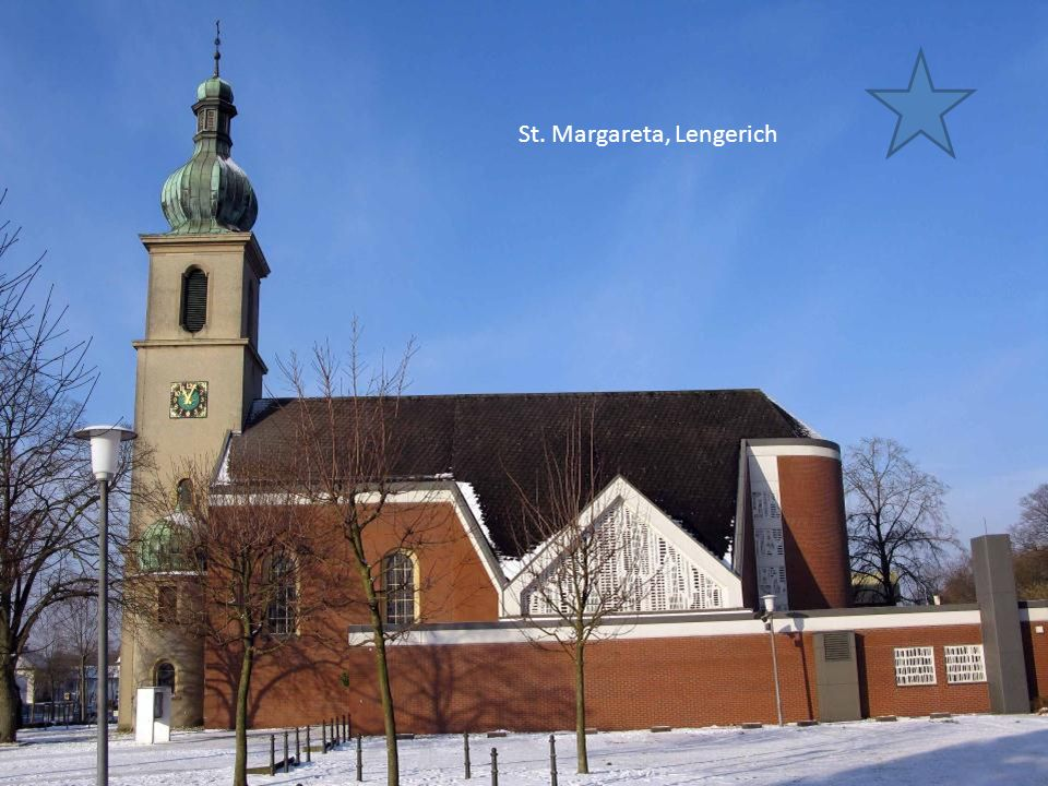 St. Margareta, Lengerich