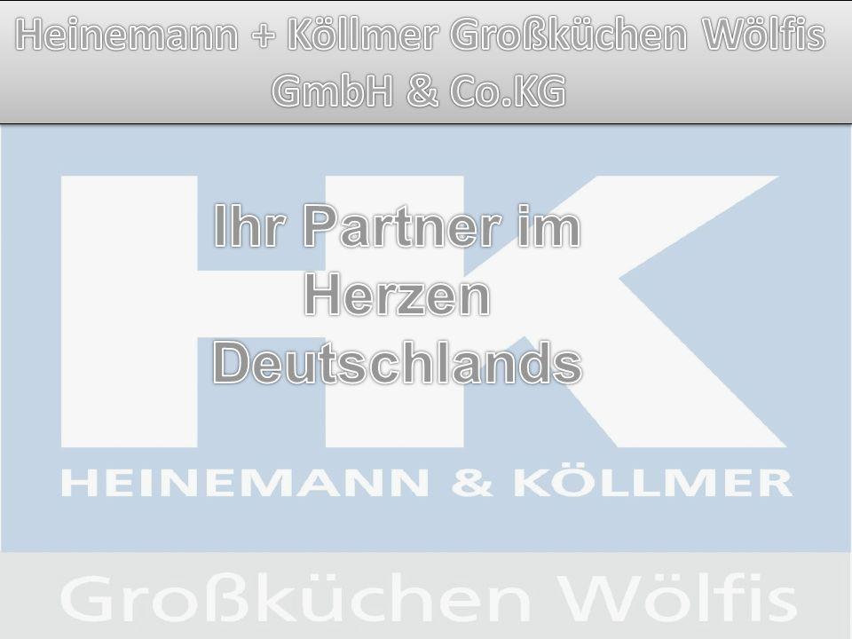 Ihr Partner im Herzen Deutschlands