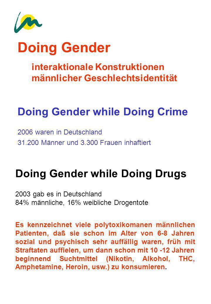 Doing Gender Doing Gender while Doing Crime