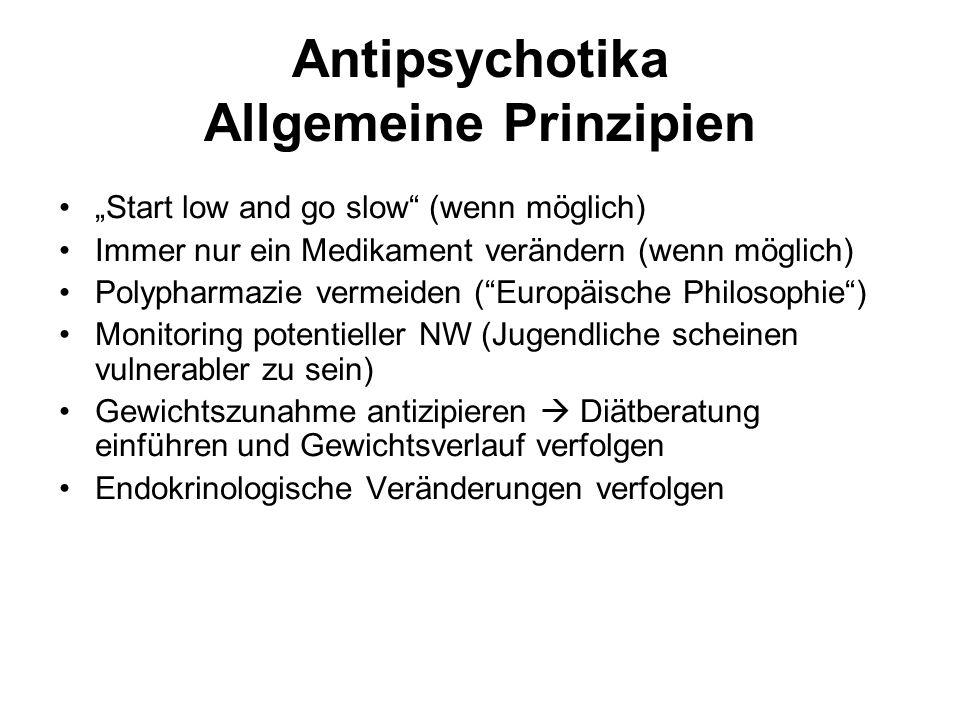 Antipsychotika Allgemeine Prinzipien