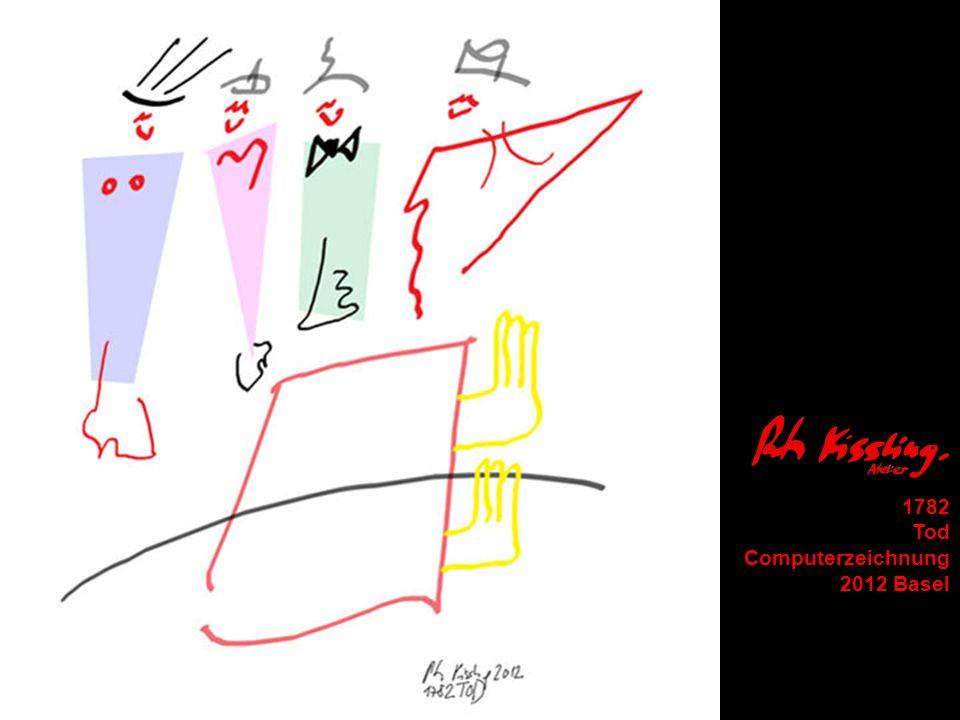 1782 Tod Computerzeichnung 2012 Basel