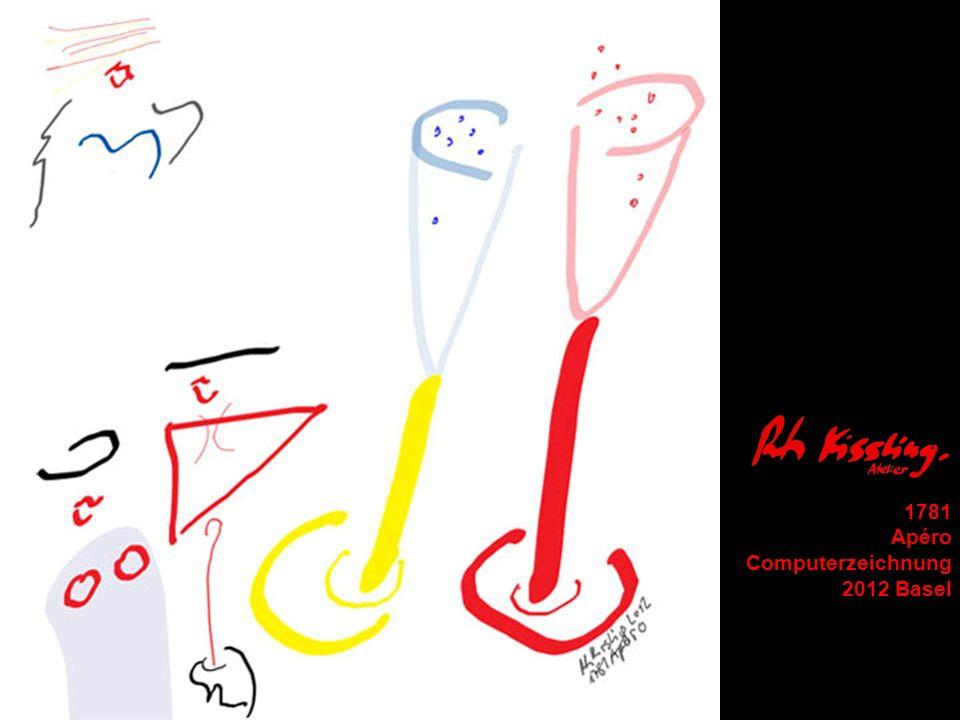 1781 Apéro Computerzeichnung 2012 Basel