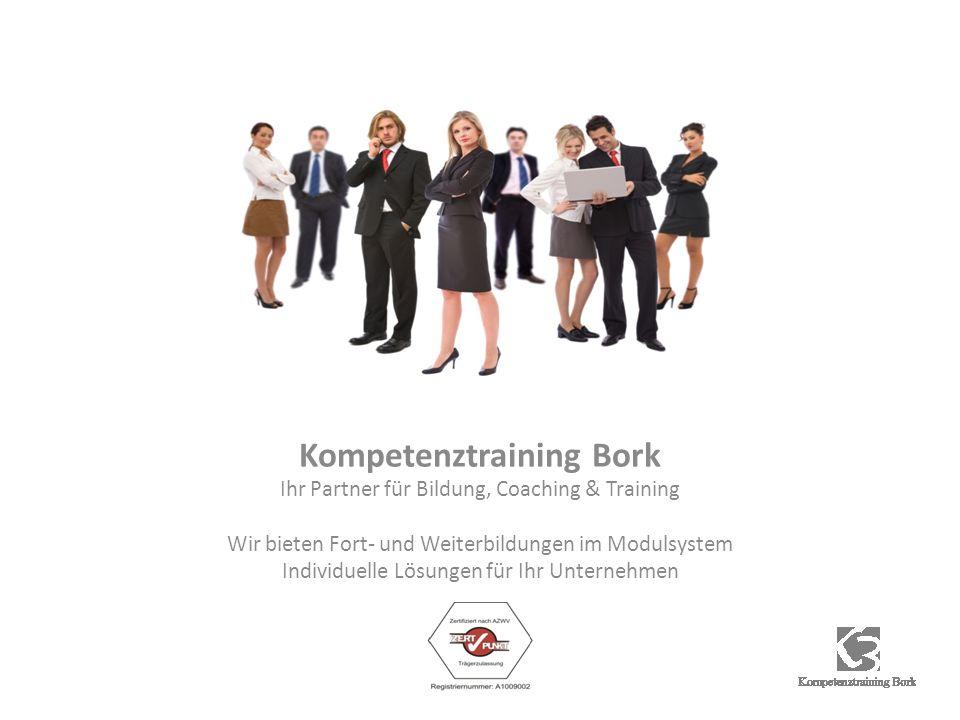 Kompetenztraining Bork