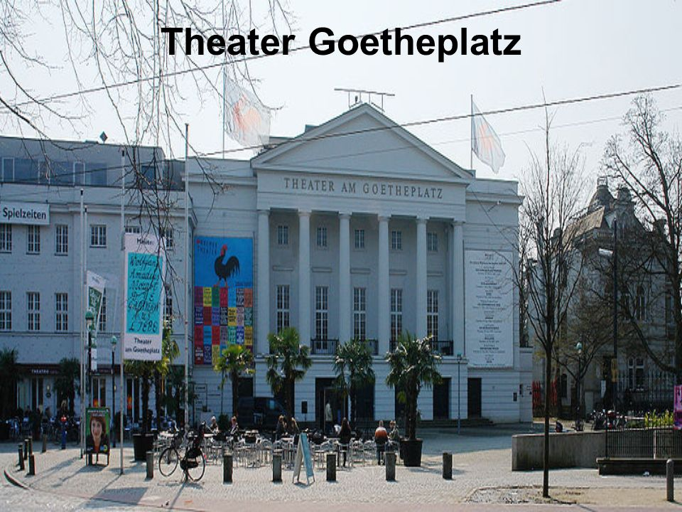 Theater Goetheplatz