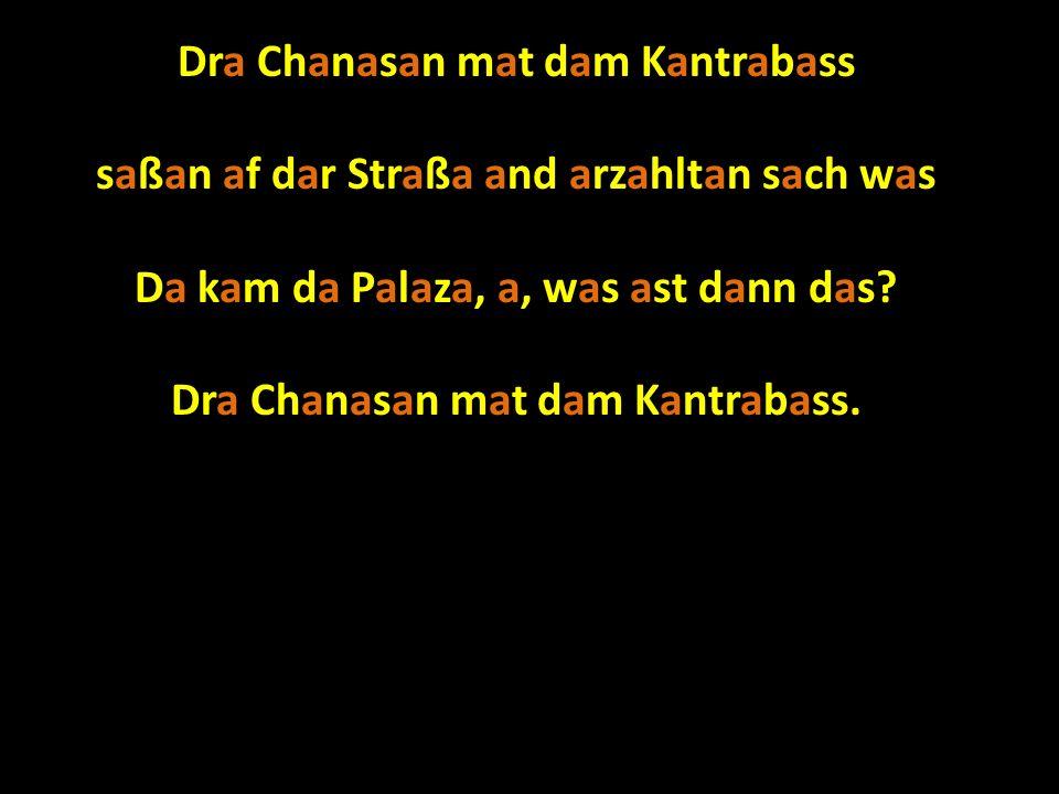 Dra Chanasan mat dam Kantrabass