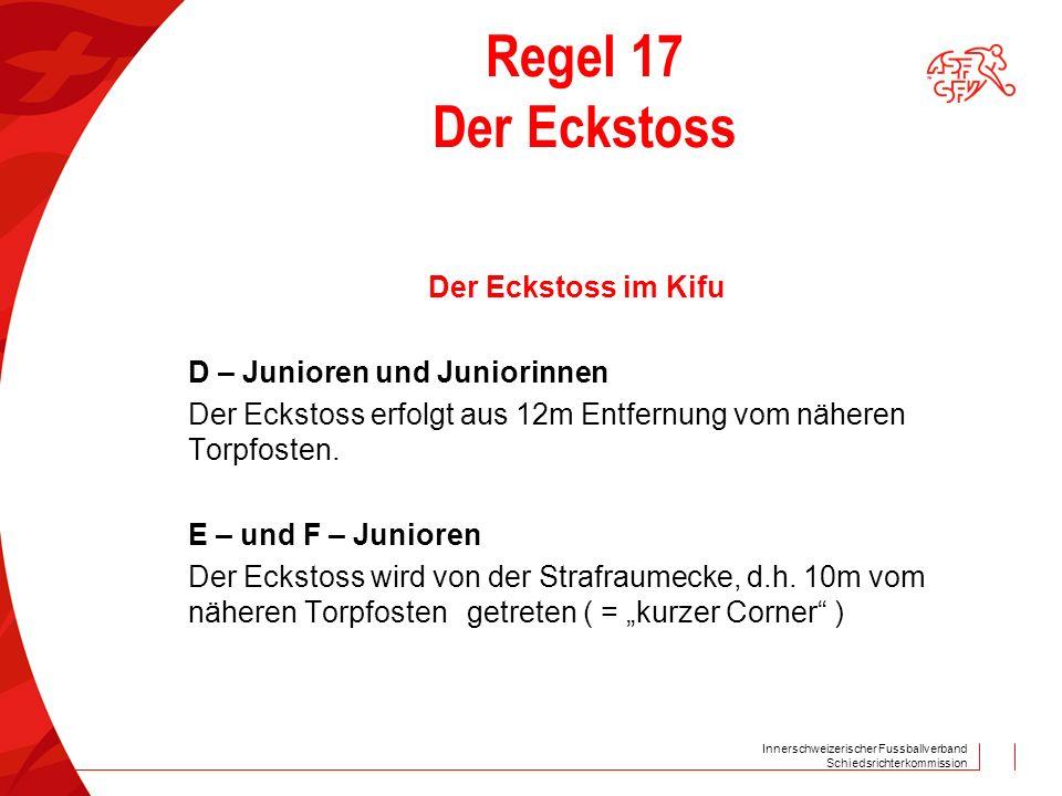 Regel 17 Der Eckstoss Der Eckstoss im Kifu
