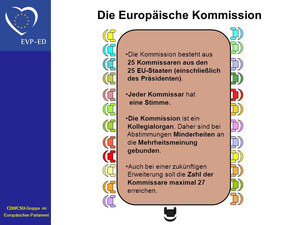Die Europäische Kommission