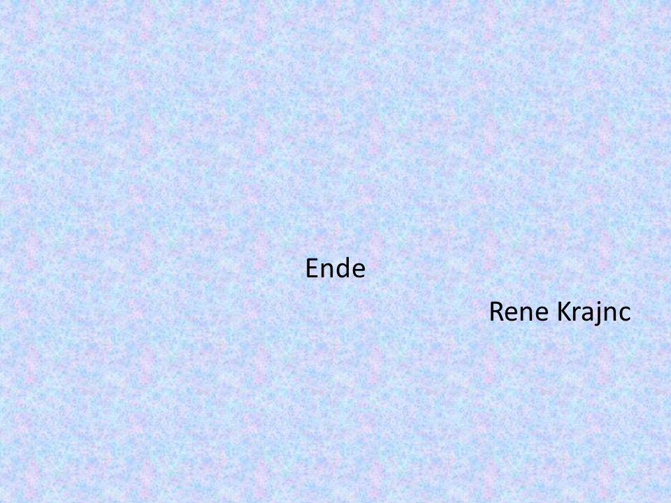 Ende Rene Krajnc