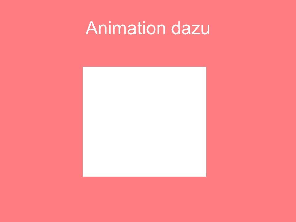 Animation dazu