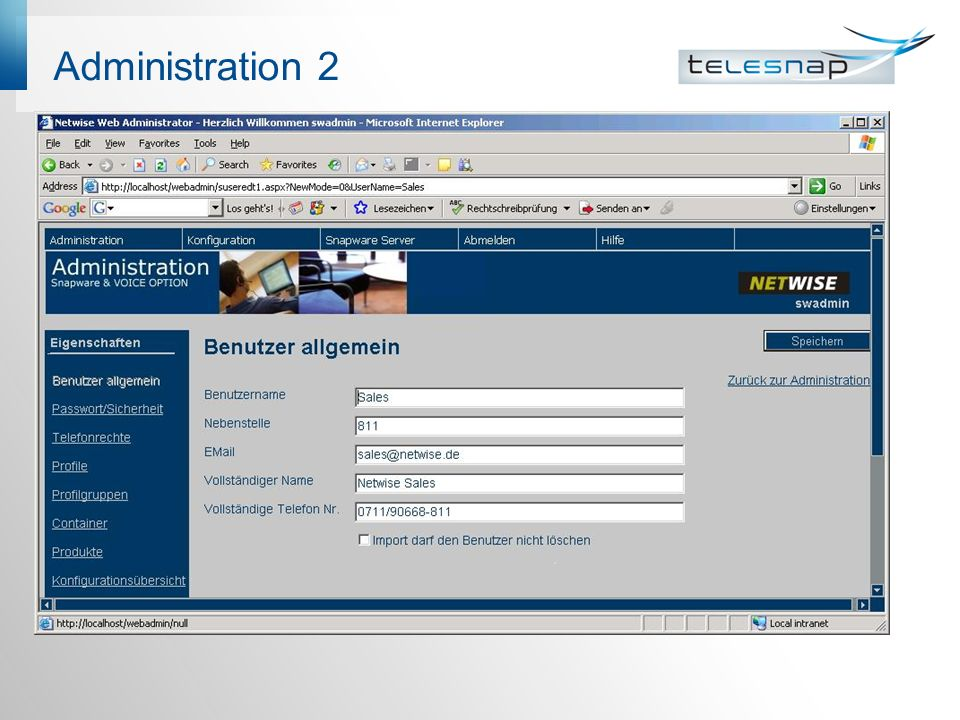 Administration 2