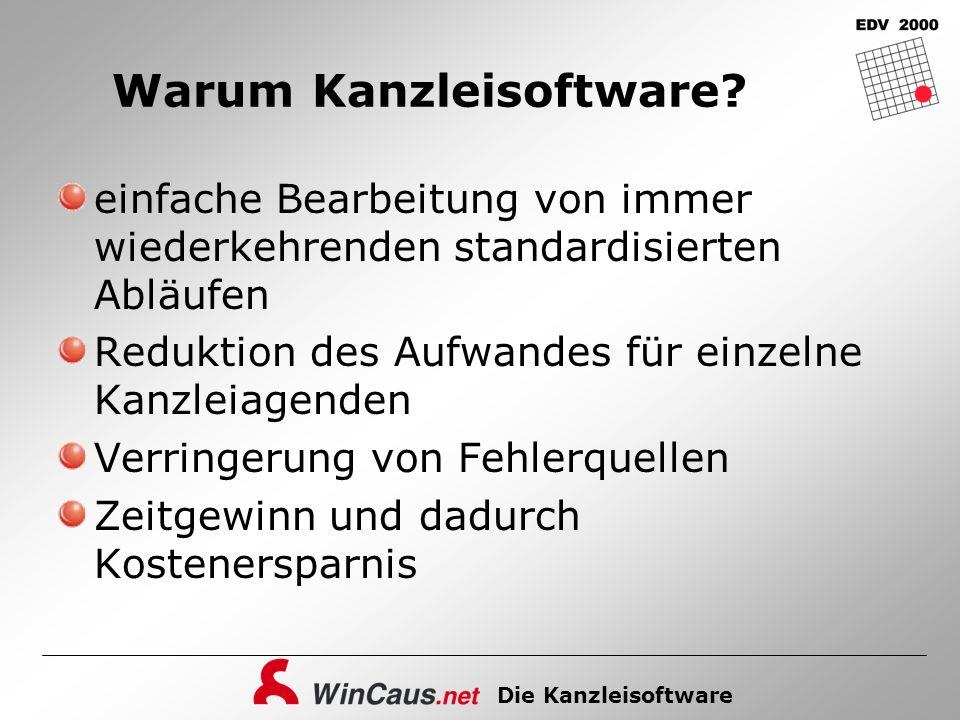 Warum Kanzleisoftware