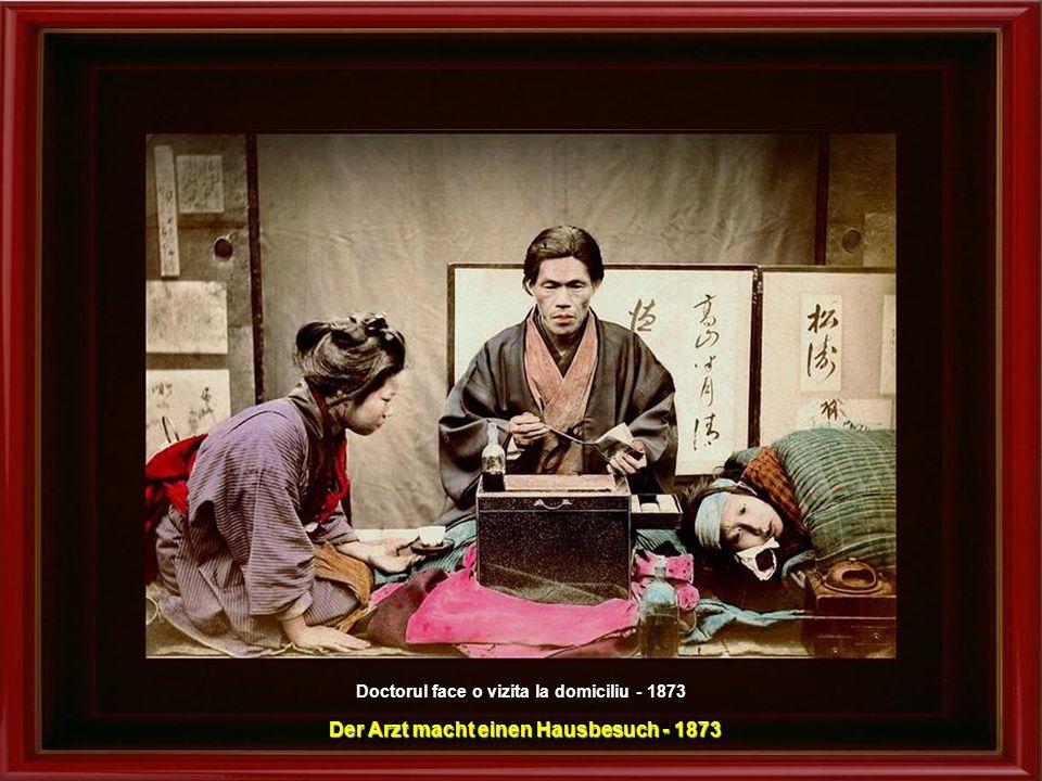 Der Arzt macht einen Hausbesuch - 1873