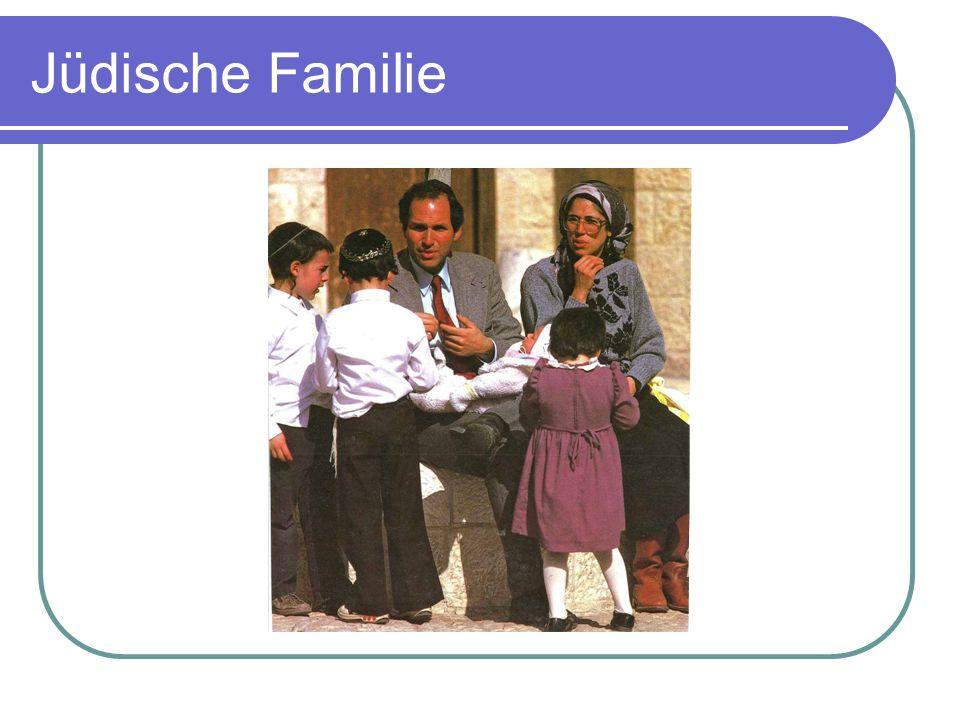 Jüdische Familie