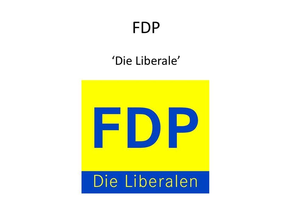 FDP 'Die Liberale'