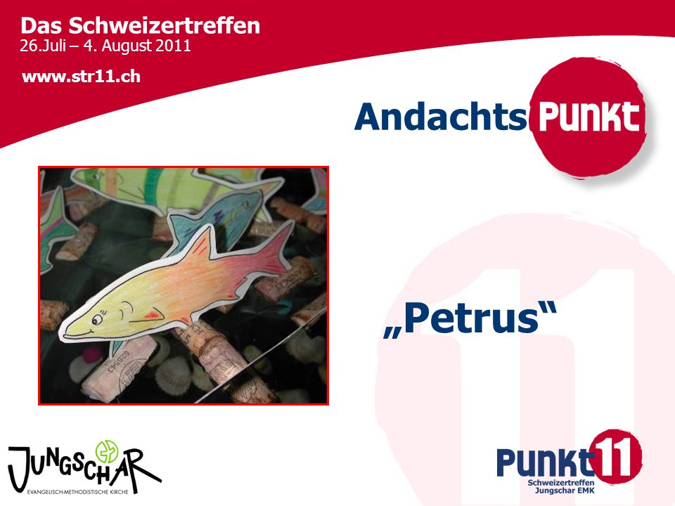 "Andachts ""Petrus"