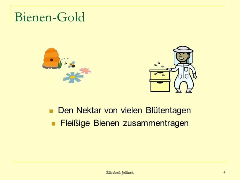 Bienen-Gold Den Nektar von vielen Blütentagen