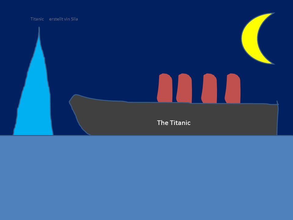 Titanic erstellt vin Sila