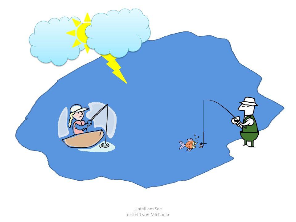 Unfall am See erstellt von Michaela