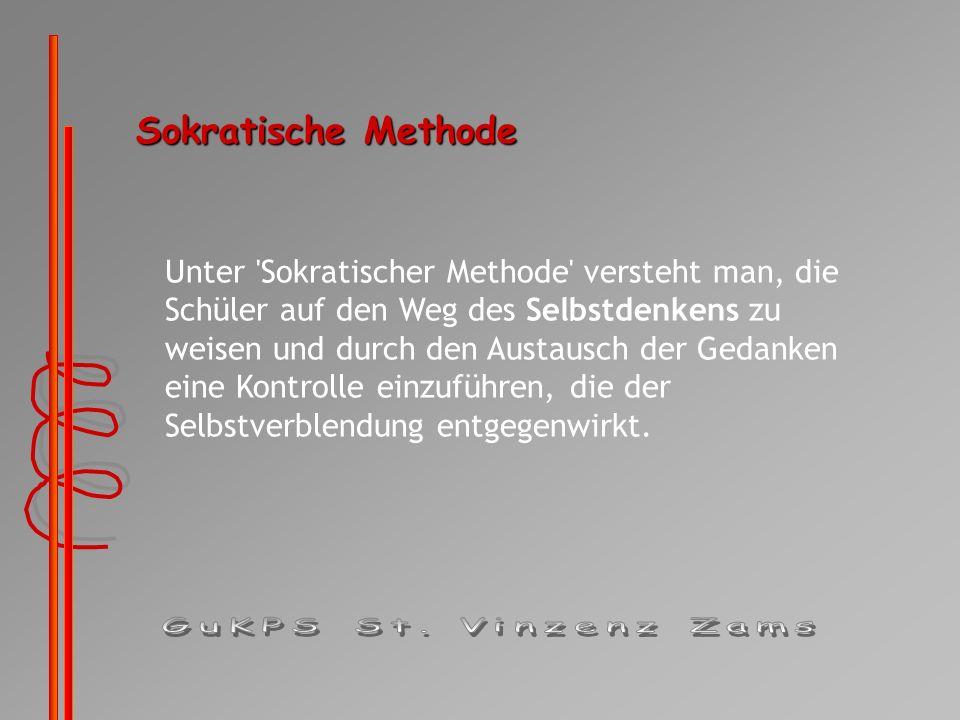 Sokratische Methode