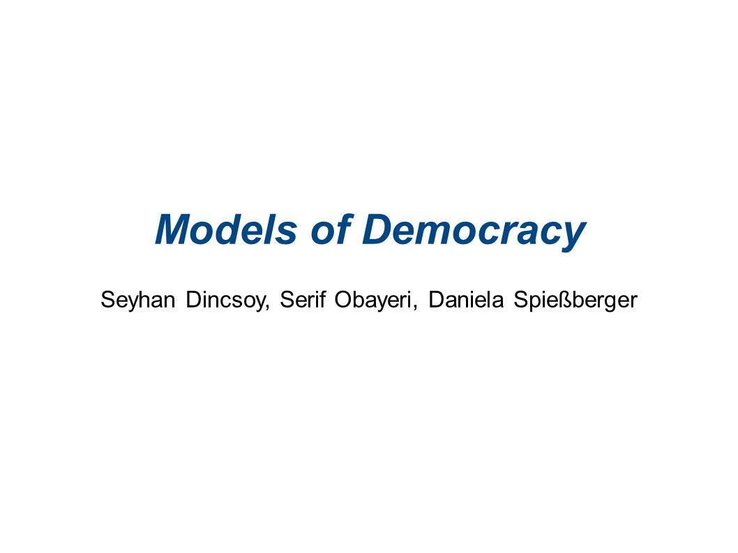 Seyhan Dincsoy, Serif Obayeri, Daniela Spießberger