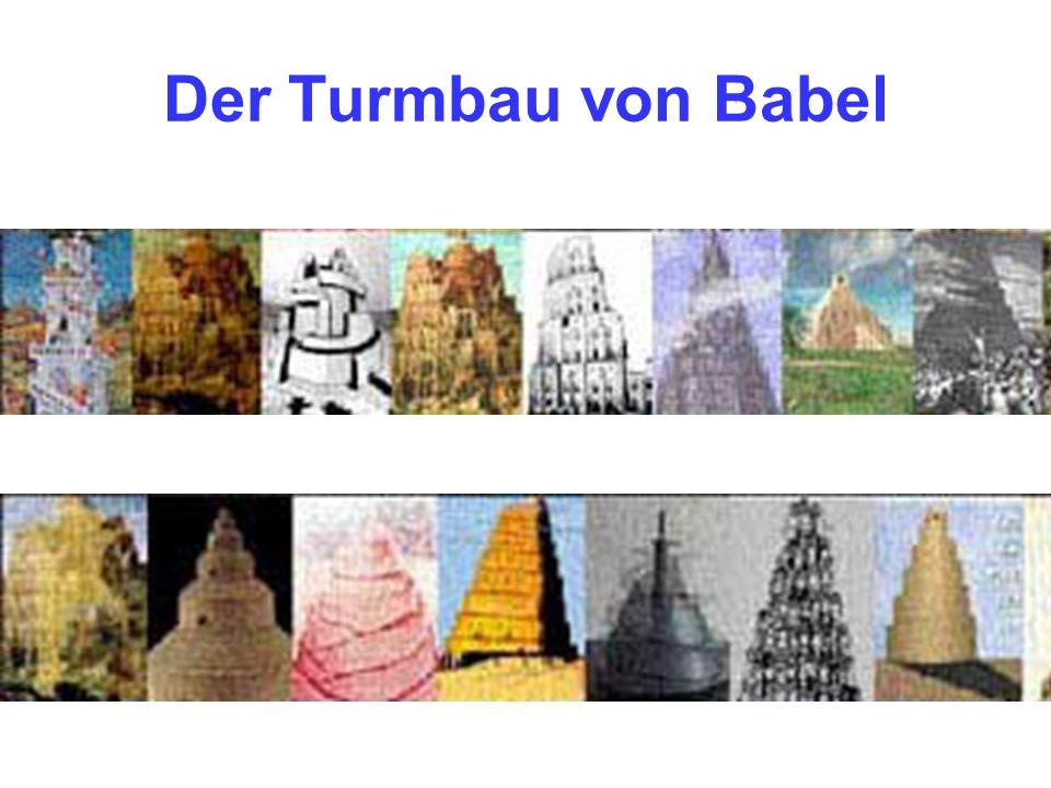 Der Turmbau von Babel