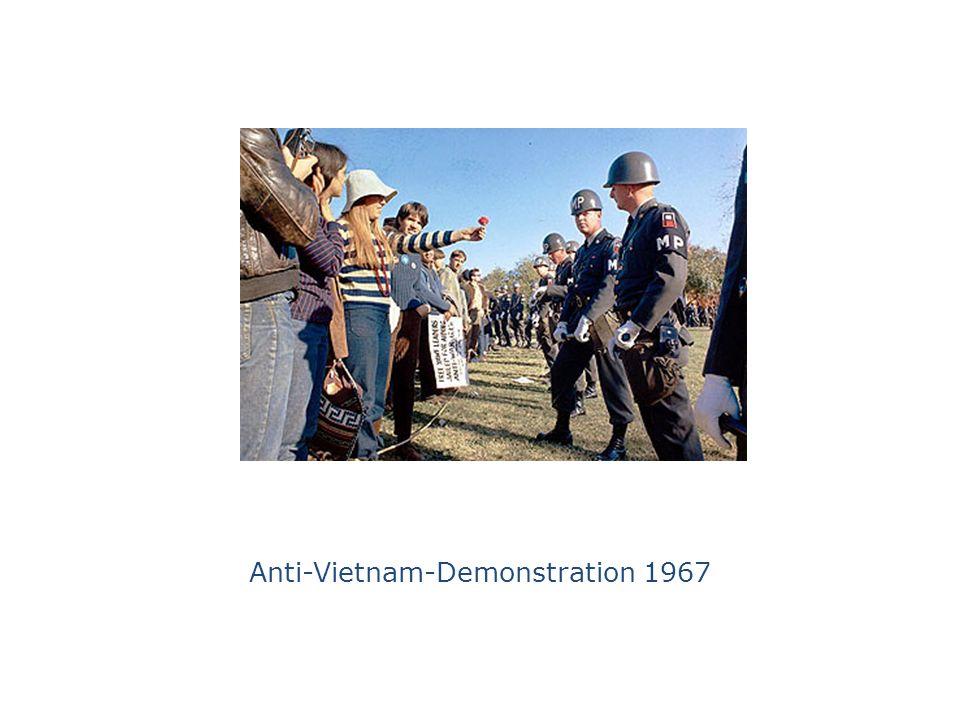Anti-Vietnam-Demonstration 1967