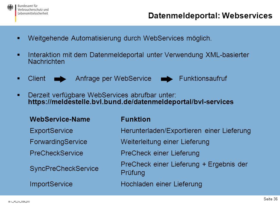 Hintergrund Rechtlicher Rahmen Datenmeldeportal Katalogportal