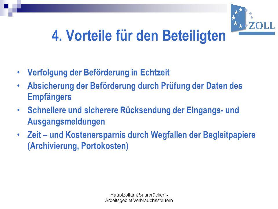 4. Vorteile für den Beteiligten