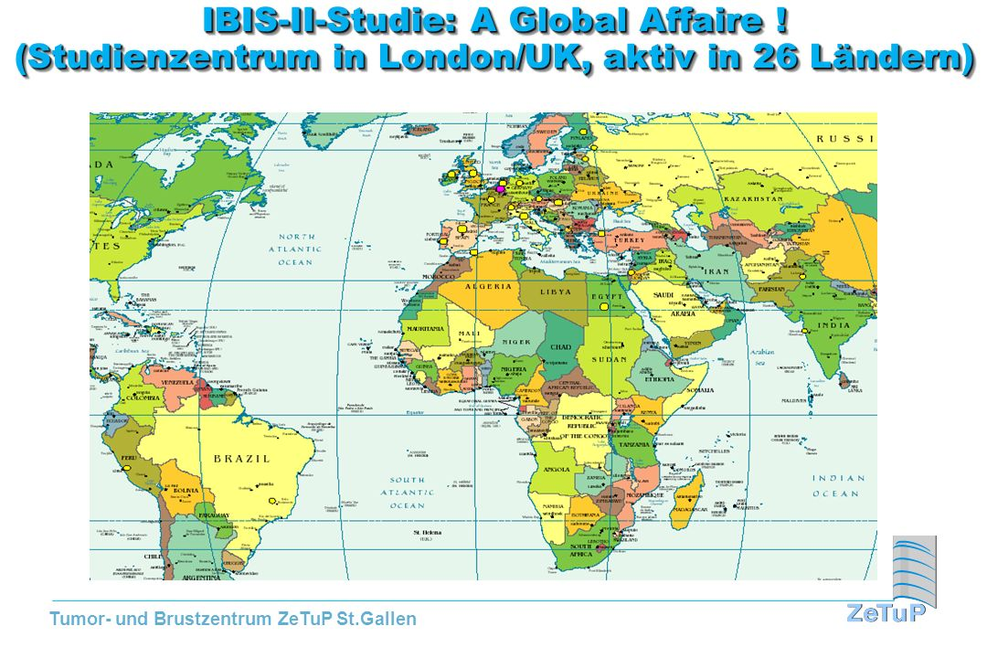 IBIS-II-Studie: A Global Affaire