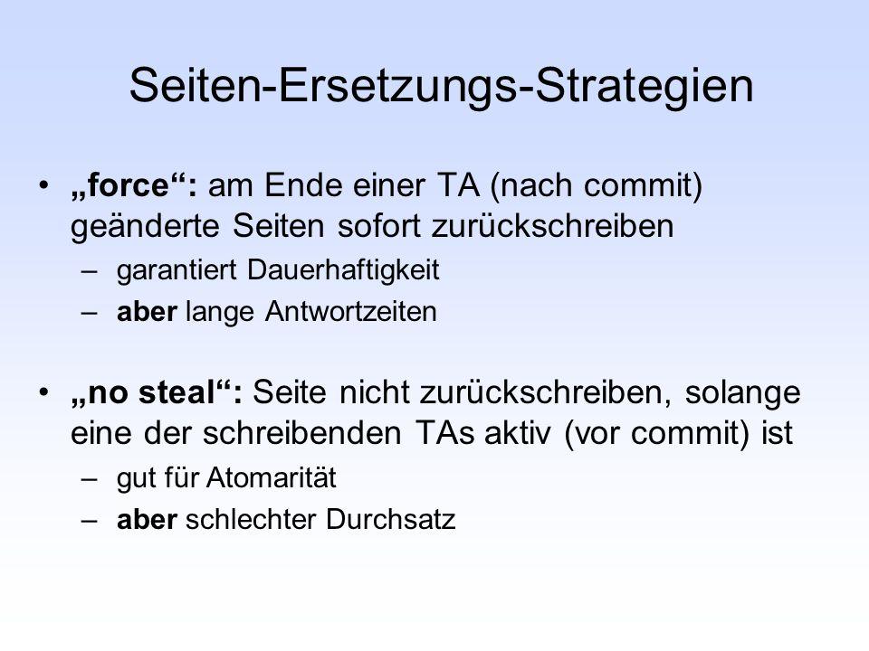 Seiten-Ersetzungs-Strategien