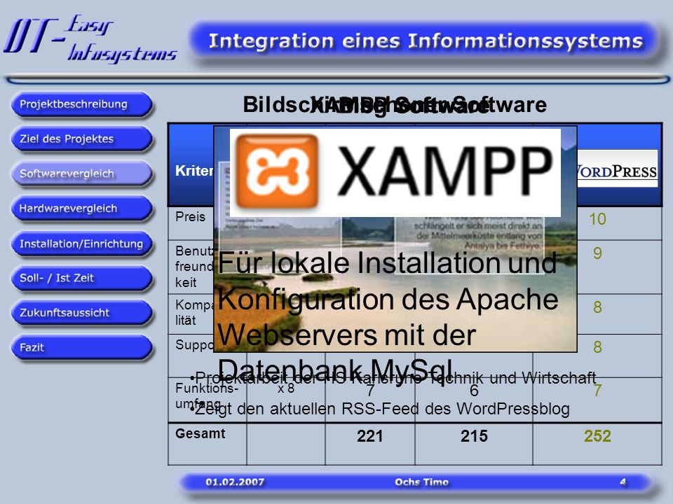 Bildschirmschoner Software