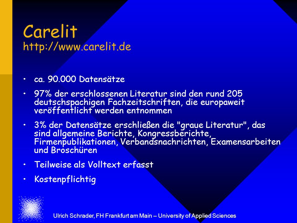 Carelit http://www.carelit.de