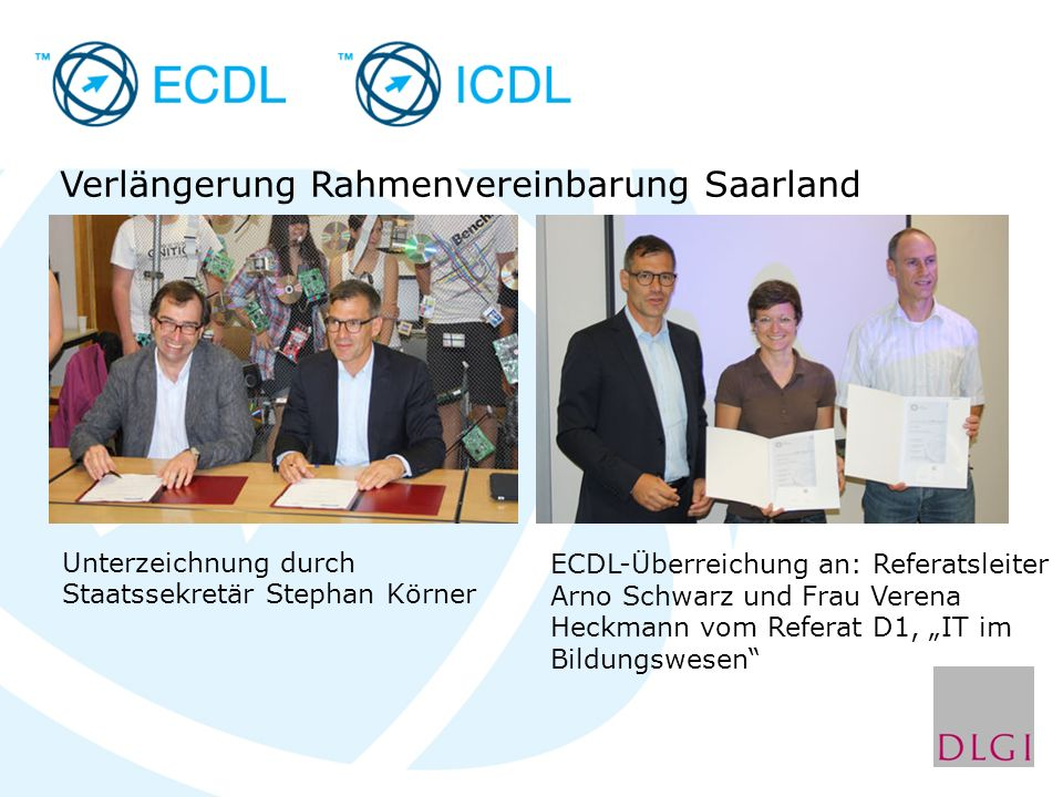 Verlängerung Rahmenvereinbarung Saarland