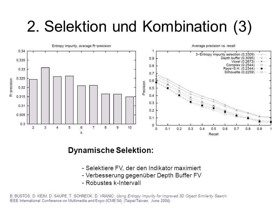 2. Selektion und Kombination (3)