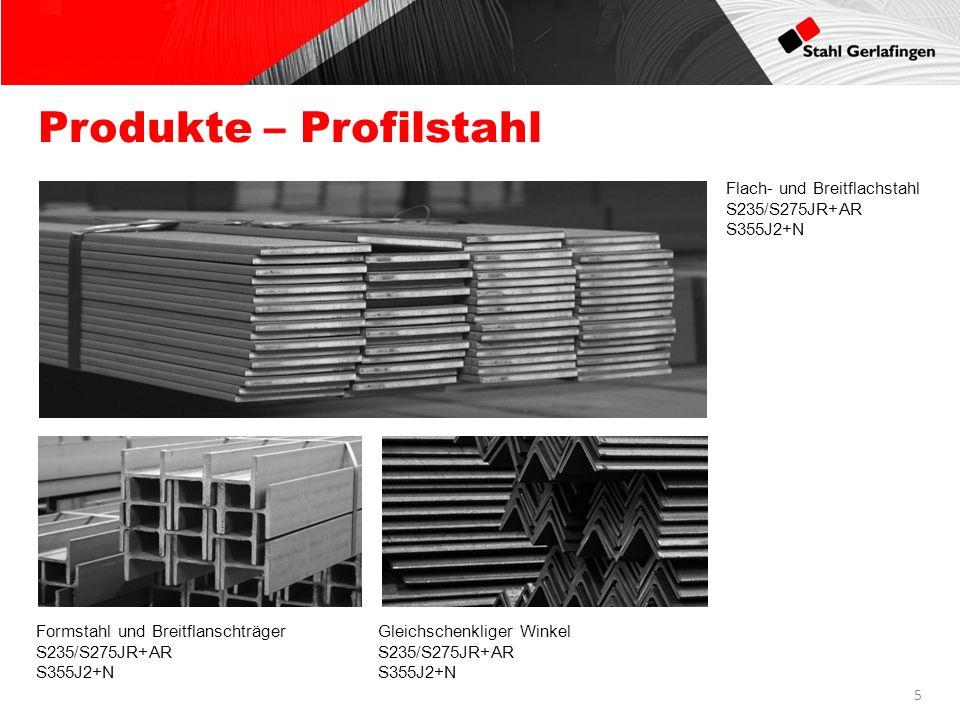 Produkte – Profilstahl