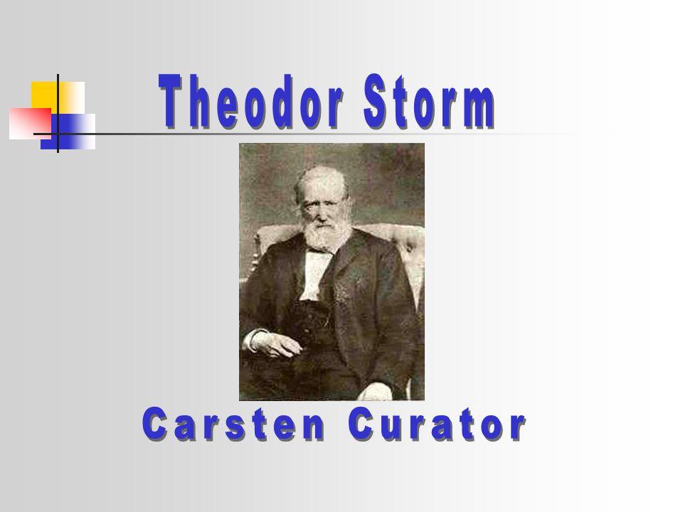 Theodor Storm Carsten Curator