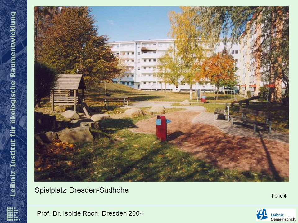 Spielplatz Dresden-Südhöhe