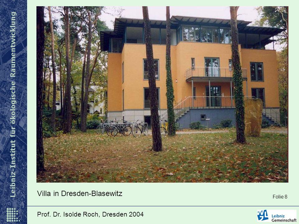 Villa in Dresden-Blasewitz