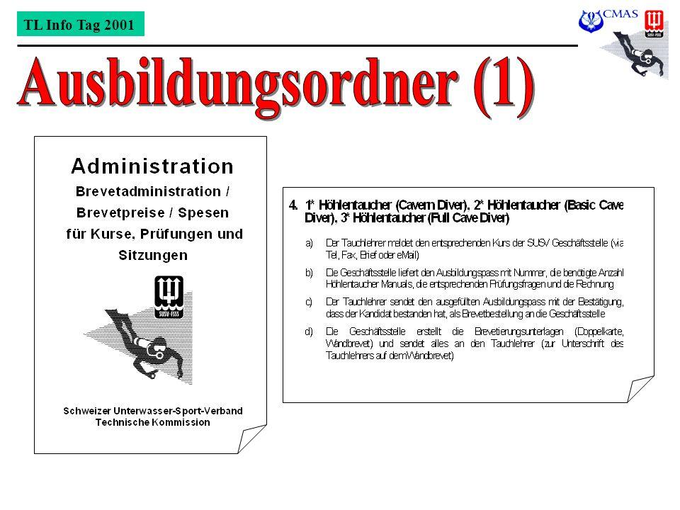 TL Info Tag 2001 Ausbildungsordner (1)