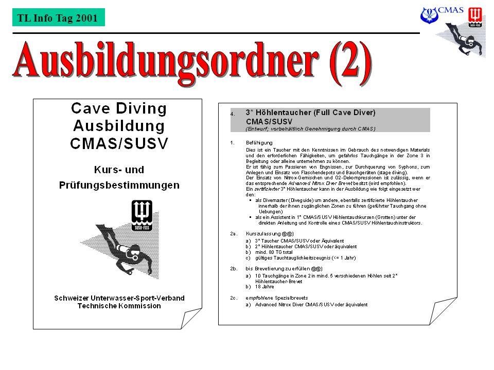 TL Info Tag 2001 Ausbildungsordner (2)