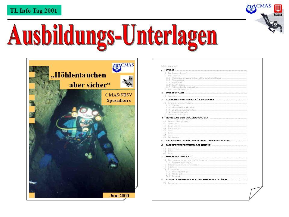 Ausbildungs-Unterlagen