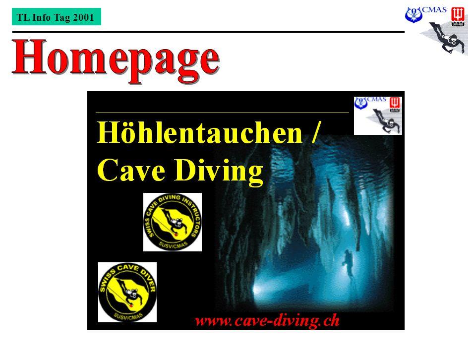 TL Info Tag 2001 Homepage
