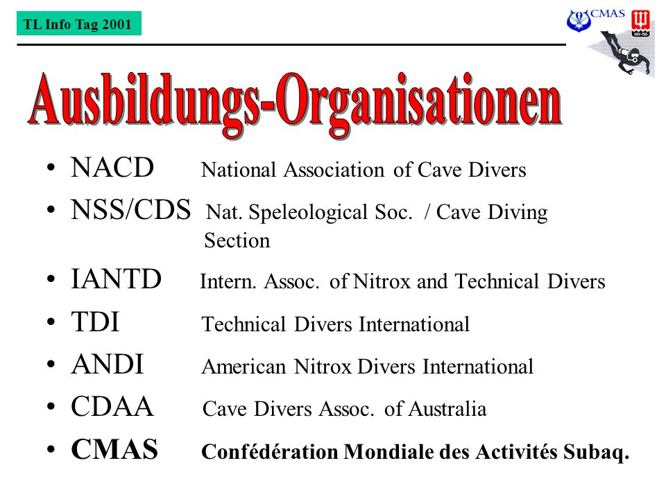 Ausbildungs-Organisationen